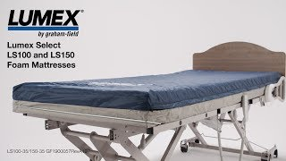 Lumex LS100 & LS150 Mattress