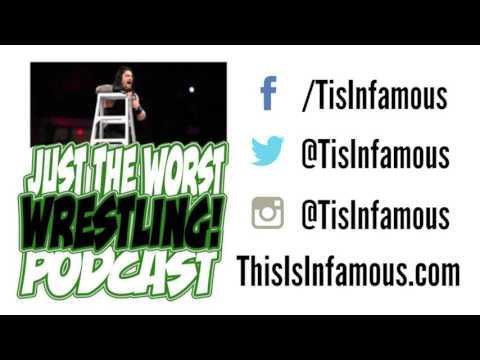 Just The Worst Wrestling Podcast #13 - The Miami Herald's Scott Fishman