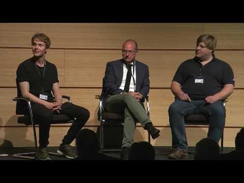 Dutch Pioneers Panel   Dutch Blockchain Conference #dbc16