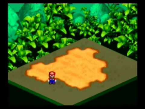 Jamesman Plays: Super Mario RPG -Featuring EarthGwee-