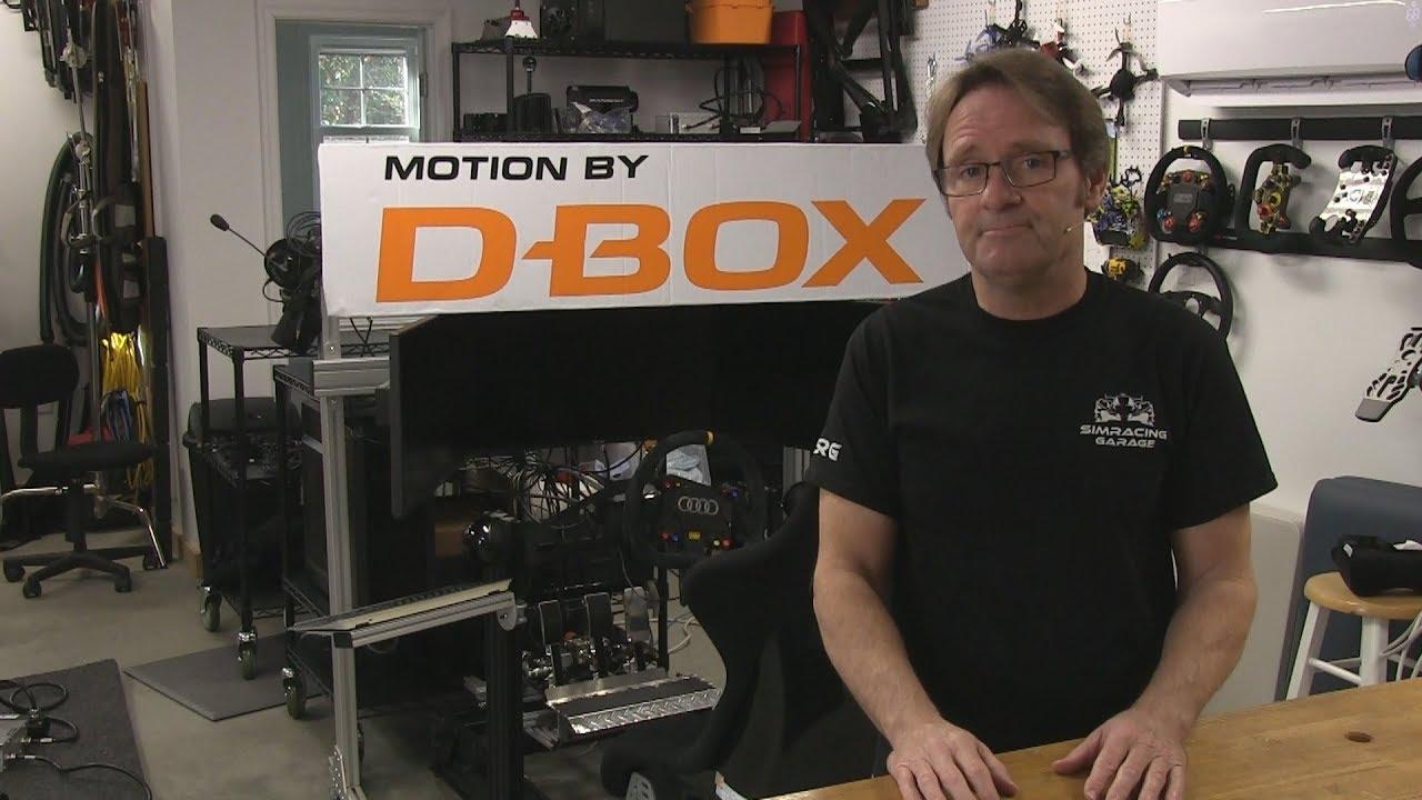 D-BOX 4400i Motion Simulator Review
