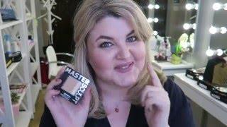Анонс видео-уроков по контурированию совместно с Maybelline New York!
