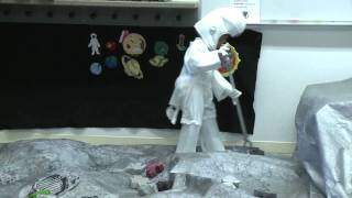Discovery Lab preschool activities at Chabot Space & Science Center