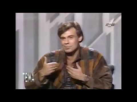 Ефим Шифрин о бодибилдинге ( 1995 год )