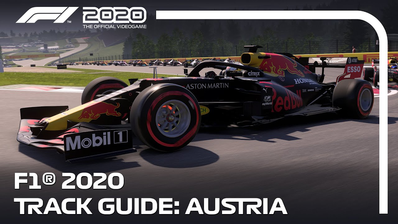 F1® 2020 Track Guide: Austria