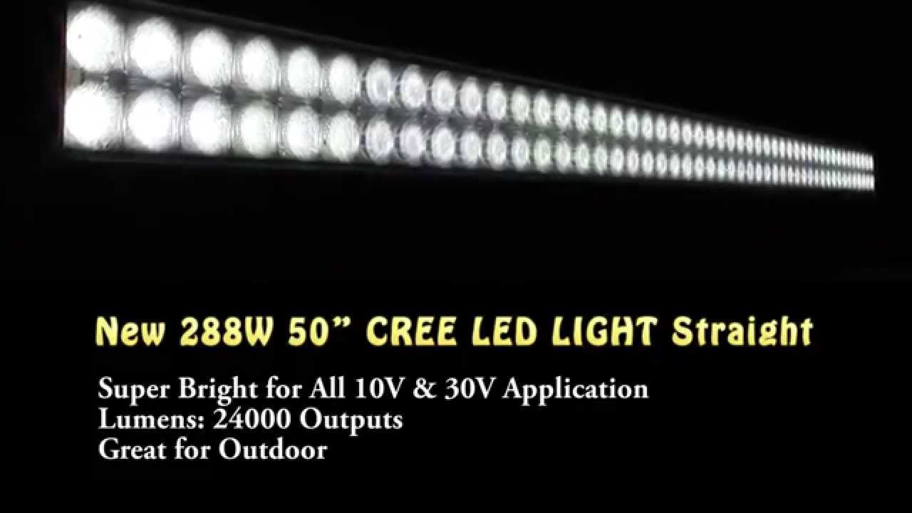Led straight light bar vs led curved light bar comparison youtube led straight light bar vs led curved light bar comparison aloadofball Image collections