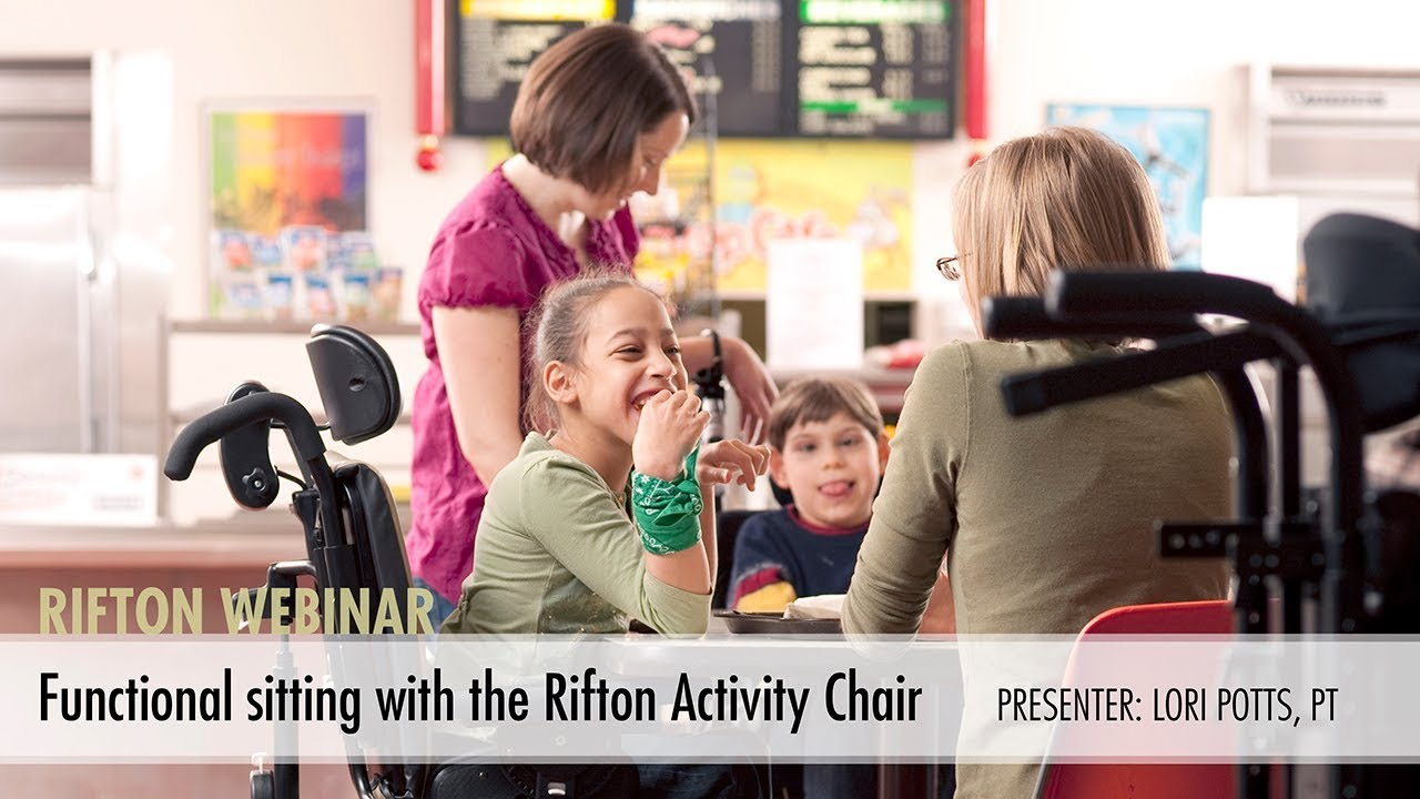 Rifton | Functional sitting with the Activity Chair