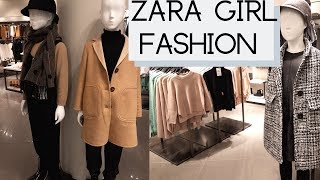 ZARA NEWEST GIRLS AUTUMN FASHI…