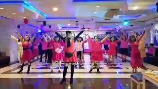 Balada Pelaut Dance choreo N.Sultje T Demo by NST TAF'ship Line Dance