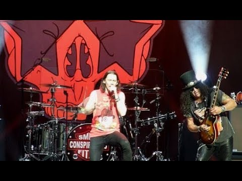 Slash featuring Myles Kennedy – Serve You Right
