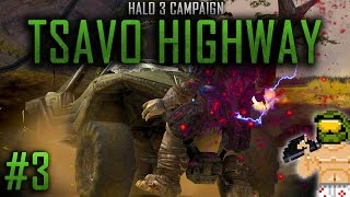 "Halo 3: ""Tsavo Highway"" - Legendary Speedrun Guide (Master Chief Collection)"