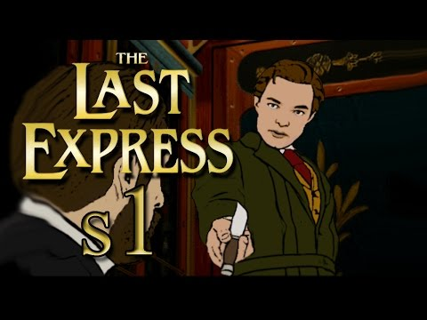 The Last Express S1 - Tyler Whitney