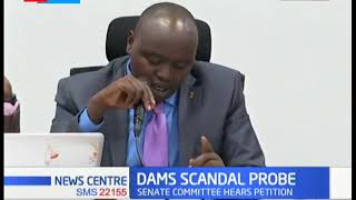 Senate committee hears petition on cancellation of Kimwarer Dam construction