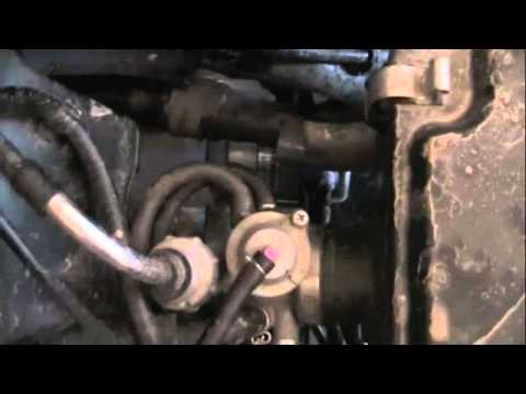 Fuel Filter 2004 Honda Pilot Honda Recon Youtube