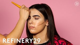 I Got Transformed Into Kendall Jenner | Beauty Evolution | Refinery29