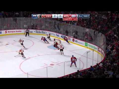 Calgary Flames vs Montreal Canadiens 02.11.2014
