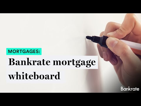 Bankrate - Mortgage Whiteboard