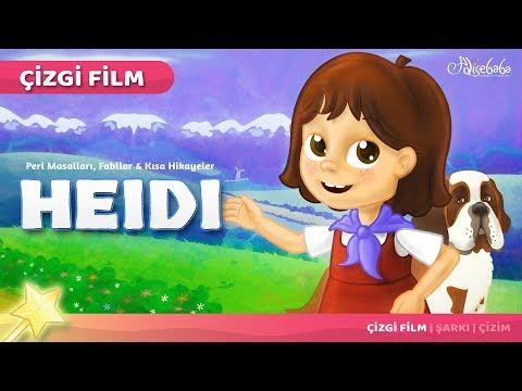 heidi çizgi film türkçe masal 10  adisebaba çizgi film masallar