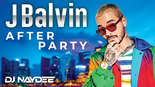 J Balvin Reggaeton Mix 2020, 2019, 2018 - Best Of J Balvin After Party - DJ Naydee