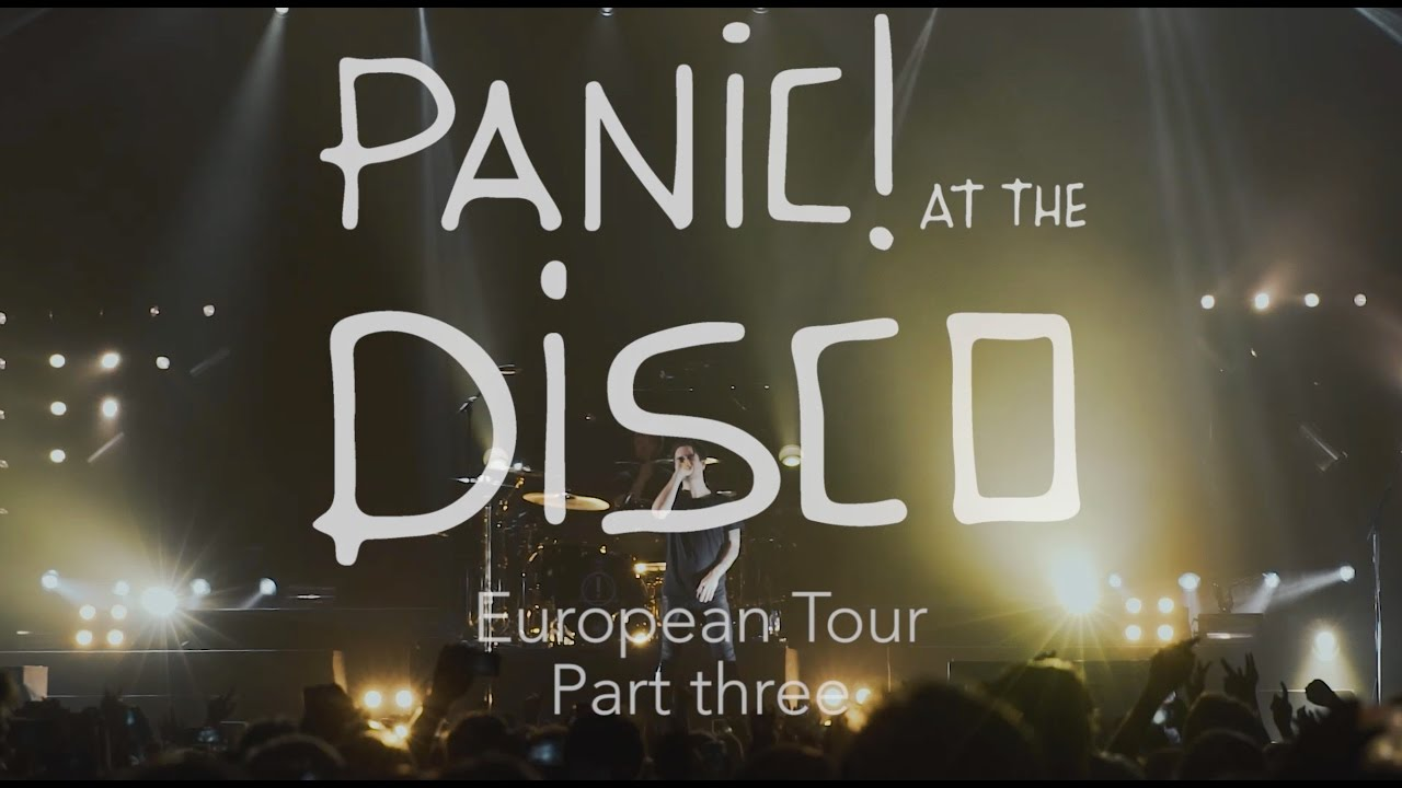 Panic! At The Disco — European Tour (Week 3 Recap)
