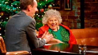 Miriam Margoyles hates Christmas | The Late Late Show | RTÉ One