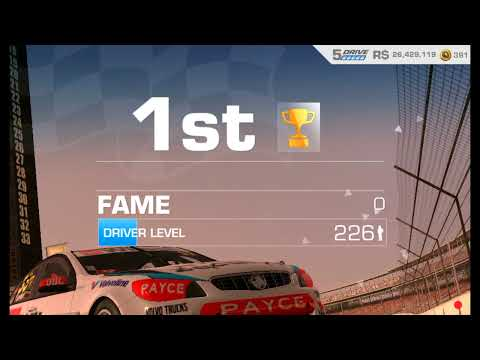 RR3–COMMODORE VF (2017) CHAMPIONSHIP–9.3.Indianapolis Motor Speedway Road Course(Elimination)