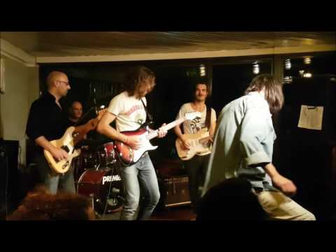 Sticky fingers(The Rolling Stones tribute) Live Malaluna