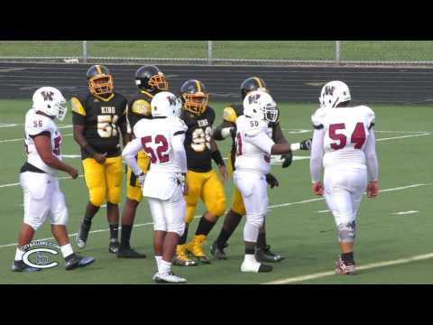 Detroit Martin Luther King vs Detroit Western International Cowboys