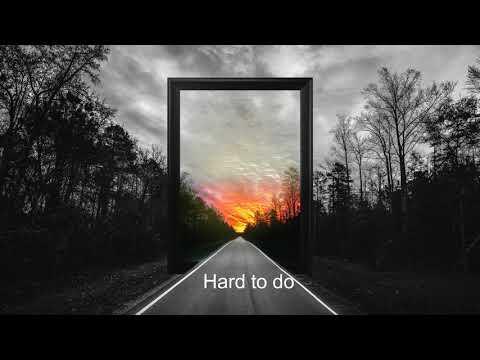 hard to do - gavin james cover lyric