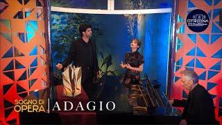 Adagio (En Español) - Lourdes Ambríz, Gabriel Balderas, Jozef Olechowski (Sogno Di Opera)