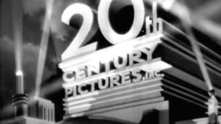20th Century Pictures logo (1933) [480p]