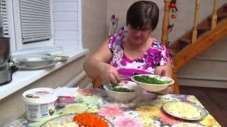 Чудо-салат, чудо-рецепт!