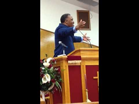 """Pastor Joseph L. Marshall """"When You've Lost It,  Don't Lose It."""""""