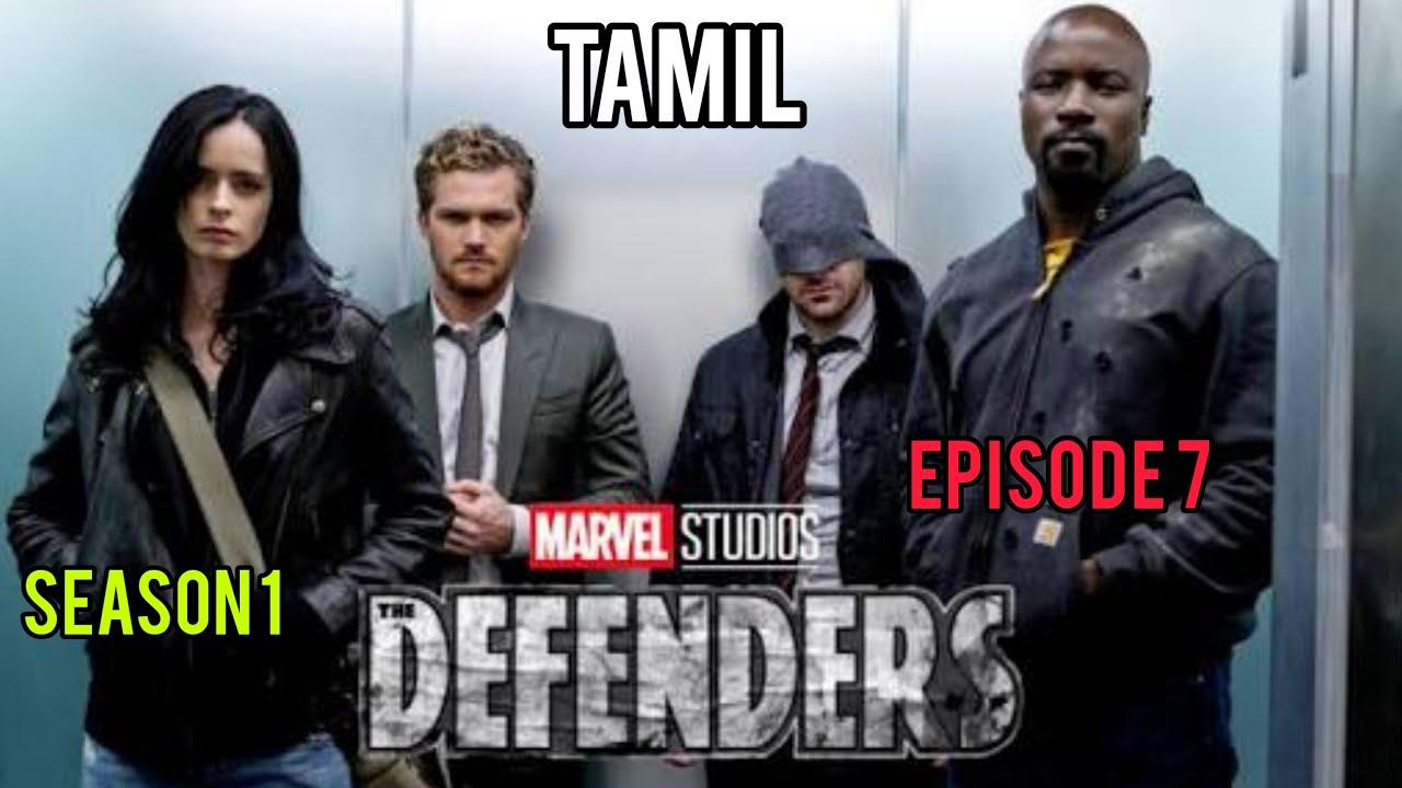 Download The defenders season 1 episode 7 in tamil   KARUPPEAN KUSUMBAN