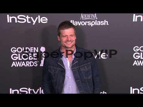 Bailey Chase at The Hollywood Foreign Press Association A...