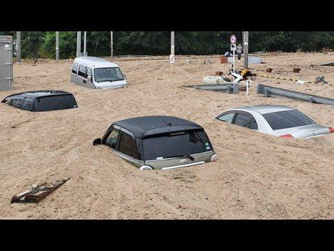 記録的豪雨の爪痕 広島を襲った土砂崩れ