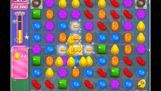 Candy Crush Saga Level 408, 3 Stars, No Boosters, No Cheats