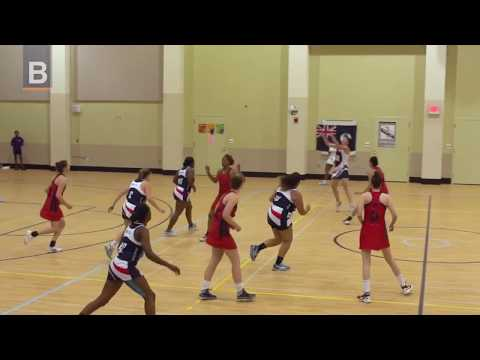 Cayman Islands vs Canada - International Netball Series (Game 1) Highlights July 6 2017
