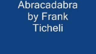 abracadabra by Frank Ticheli