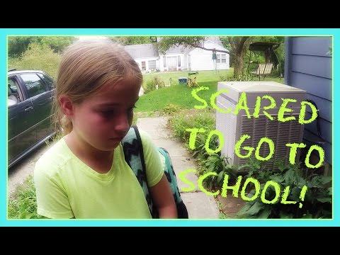 SCARY LOCKDOWN AT SCHOOL