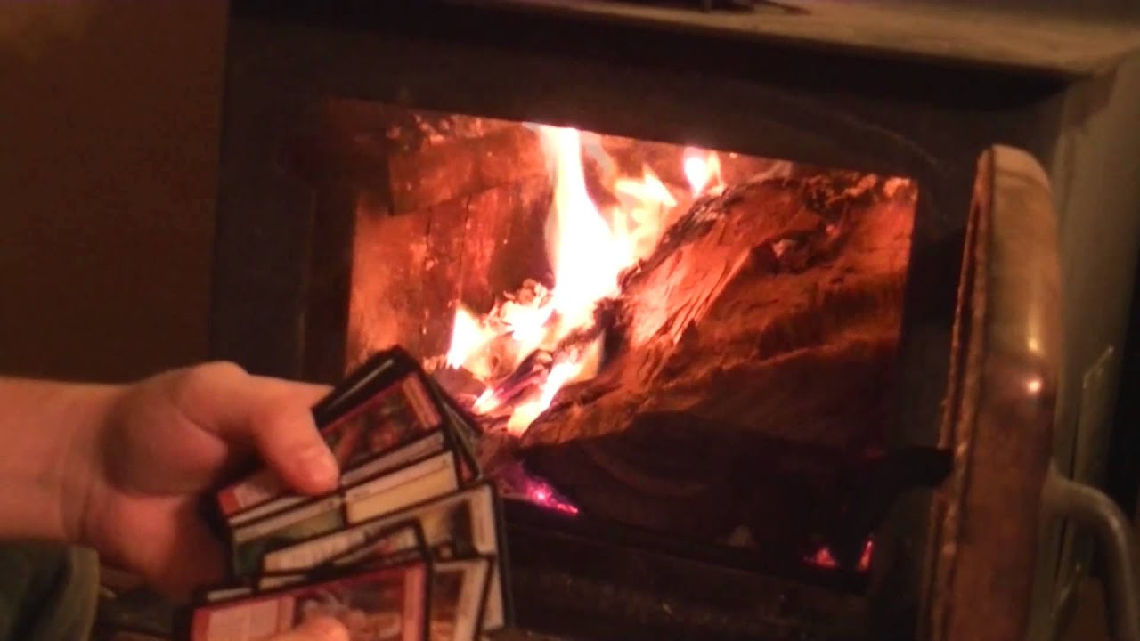 Over 1,000$ of MTG card Destroyed by Fire, Water, Earth ...  Over 1,000$ of ...