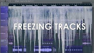 FL Studio Guru | Freezing Tracks in FL Studio