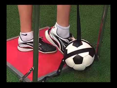 Kick Coach 3 In 1 Soccer Trainer Instructional Video