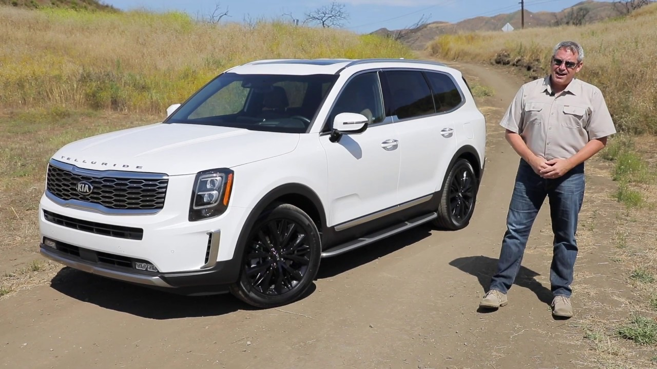 2020 kia telluride sx v6 awd test drive video review