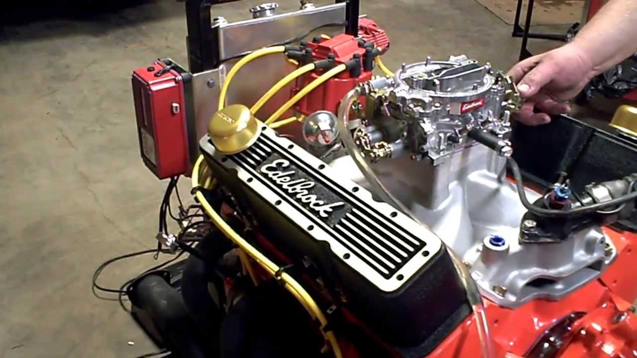 Chevy Valve Covers Solid Cam 350 with Dart 200 heads - YouTube