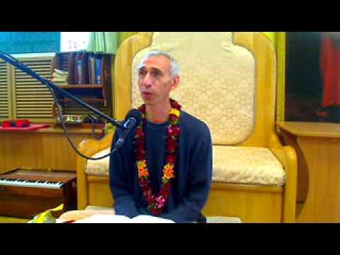 Шримад Бхагаватам 3.29.27 - Дамодара пандит прабху