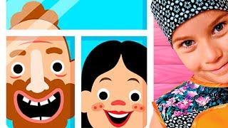 СИМУЛЯТОР СЕМЕЙНОЙ ЖИЗНИ смешное ВИДЕО ДЛЯ ДЕТЕЙ Новый игровой мультик детская игра