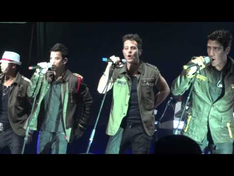 New Kids On The Block - Step by Step - Chile 2012 (HD) NKOTB