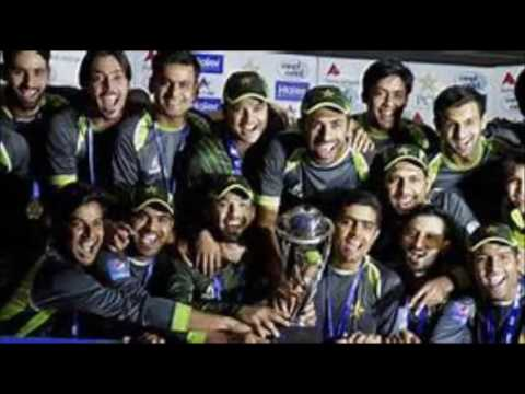 geo to ayse pakistan cricket team song 2017