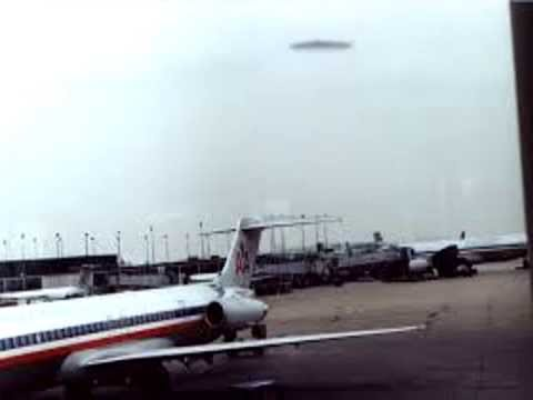 Chicago O'Hare International Airport UFO
